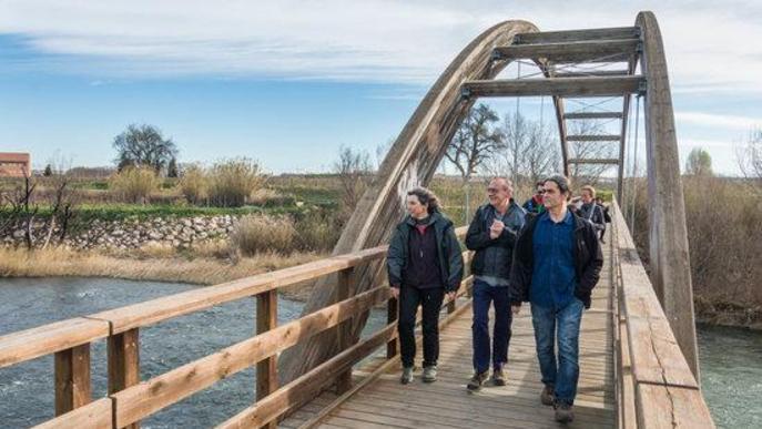 Lleida presentarà les millores dels aiguamolls de Rufea amb una festa popular el Dia Mundial de l'Aigua