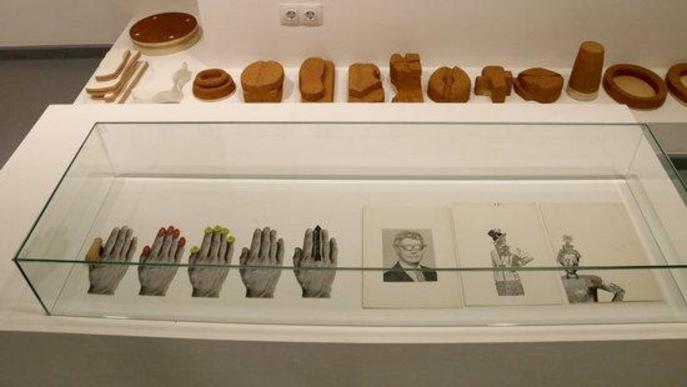 La Fundació Vallpalou estrena temporada amb l'exposició 'Dibuixar els dies' de Pep Duran
