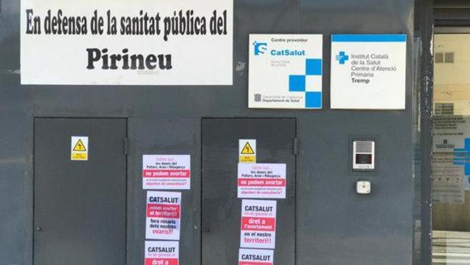 Les dones del Pallars reivindiquen el dret a l'avortament al territori