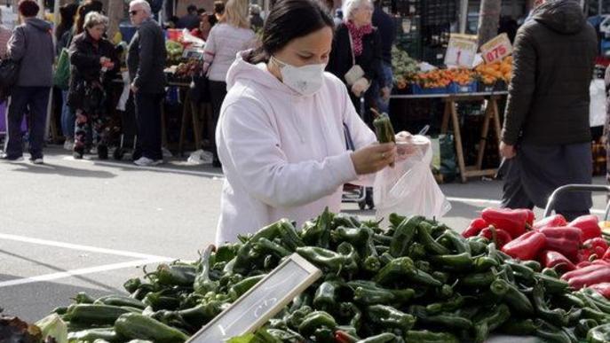L'Assemblea Pagesa critica la suspensió dels mercats a l'aire lliure  de Lleida