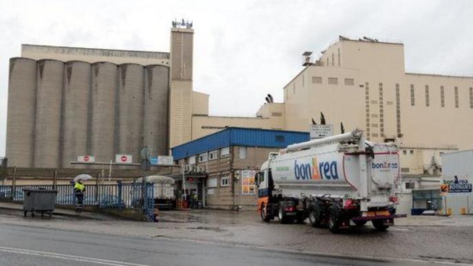 L'estat d'alarma redueix l'activitat als polígons industrials de Lleida