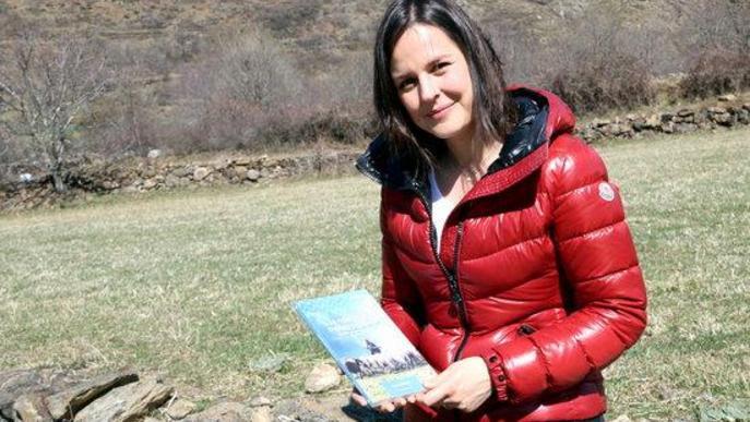 Laura Gordó s'estrena amb una novel·la sobre una pastora de la Vall d'Àssua