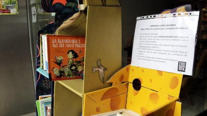 Lletres Solidàries a Balaguer per recollir fons contra el coronavirus
