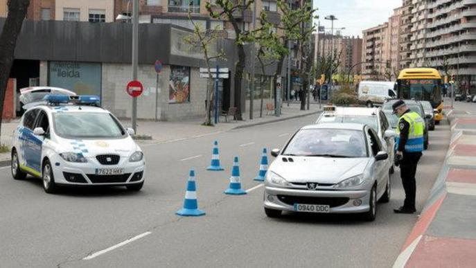 Més de 370 denúncies a Lleida per saltar-se el confinament