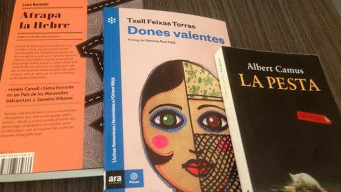 Assajos sobre feminisme, racisme i desigualtats socials, apostes per un Sant Jordi confinat