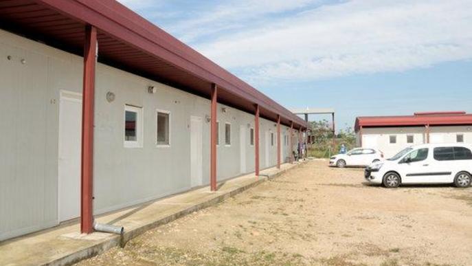 Vuit dels temporers que estaven aïllats a l'alberg d'Alcarràs donen positiu per coronavirus