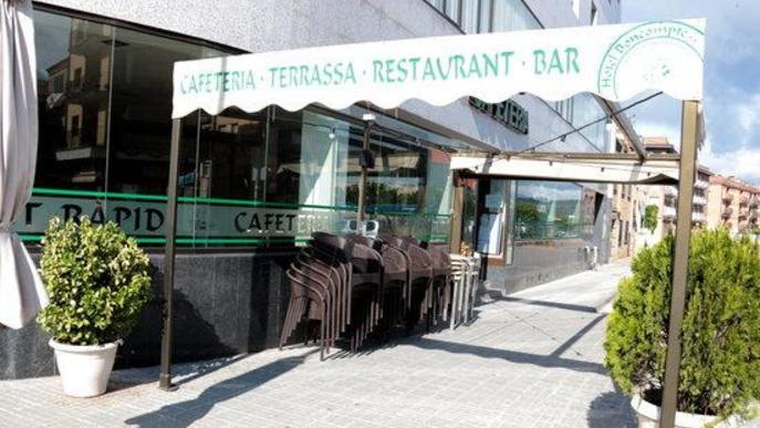 Cafeteria tancada Ponts