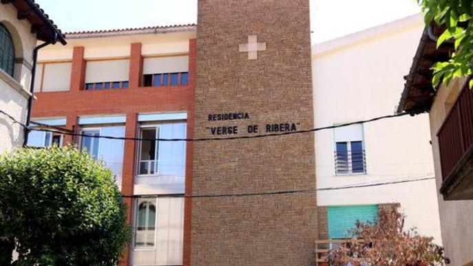 ⏯️ La Residència Verge de Ribera de la Pobla de Segur rep les primeres visites de familiars