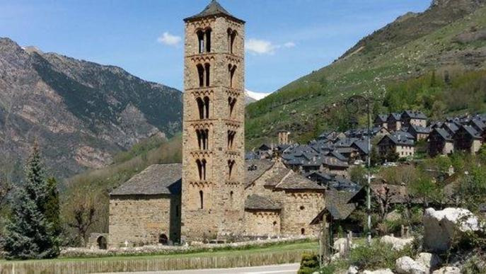 Les esglésies romàniques de la Vall de Boí obriran a partir del juny