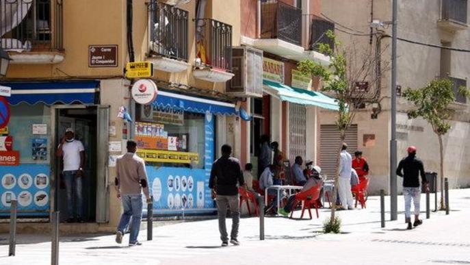 ⏯️ Veïns del Centre Històric de Lleida surten al carrer per exigir millores per dignificar el barri