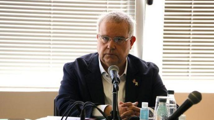 ⏯️ Joan Santacana, nou alcalde de Cervera