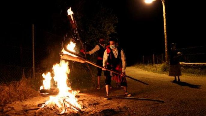 La Pobla de Segur manté encesa la flama de les falles