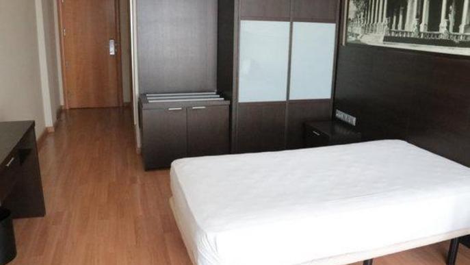 Salut prepara l'Hotel Nastasi de Lleida per acollir persones amb coronavirus