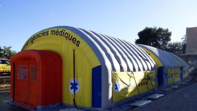 """⏯️ Vergés preveu que els casos a Lleida continuïn """"creixent"""" però no de forma exponencial"""