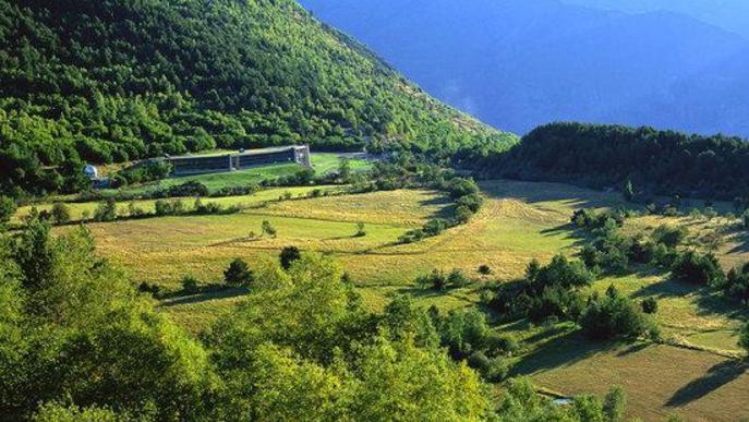 Vista general del MónNatura Pirineus. Arxiu