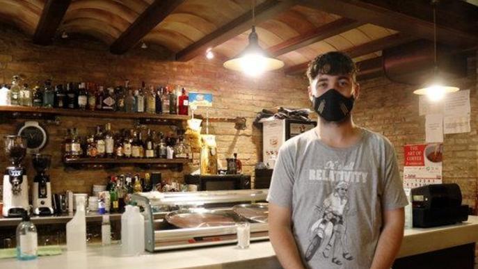 """⏯️ Restaurants de Lleida tornen a dependre del servei a domicili, encara que amb """"menys comandes"""""""