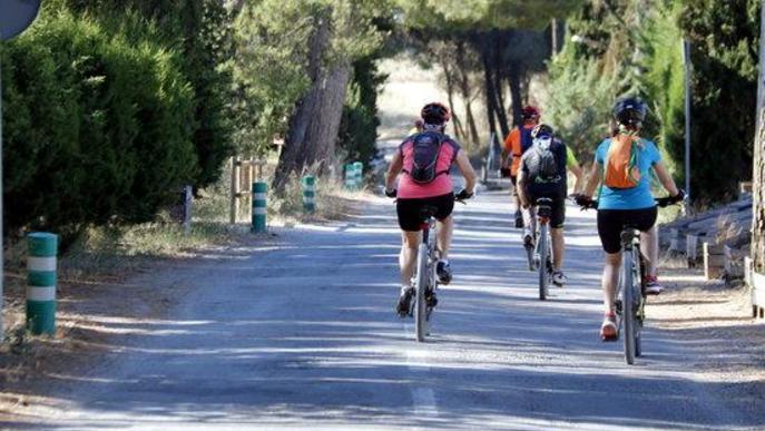 ⏯️ Rutes per Utxesa, un dels pocs espais naturals on els lleidatans i veïns del Baix Segrià poden anar pel confinament