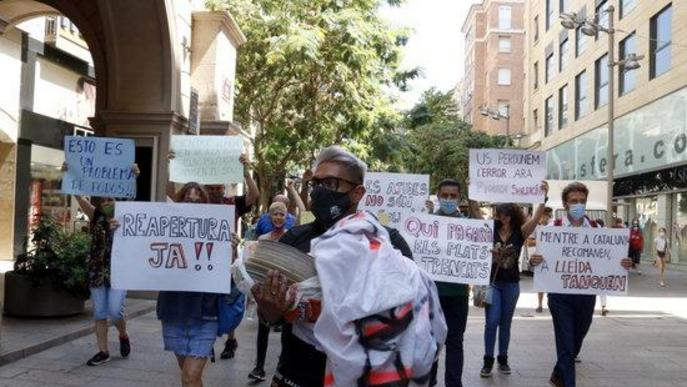 ⏯️ Hostalers del Segrià es plantegen denunciar al Govern per danys i perjudicis