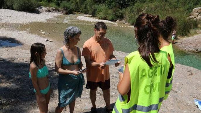 ⏯️ El Solsonès es planteja aplicar restriccions a les zones de bany si no es compleixen les mesures de seguretat
