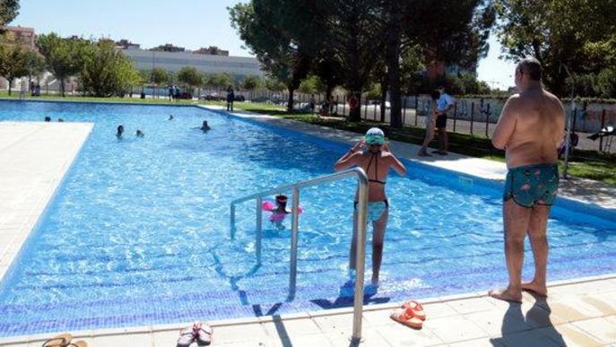 ⏯️ Lleida obre les piscines municipals de Balàfia i Cappont amb cita prèvia