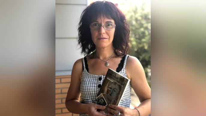 Historiadora Noemí Riudor llibre 'Memòria històrica. Fent recerca del Pirineu a l'Ebre'
