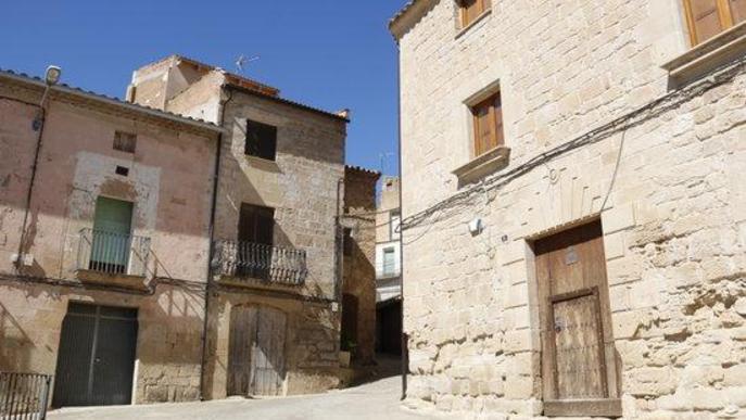 Un carrer de Torrebesses