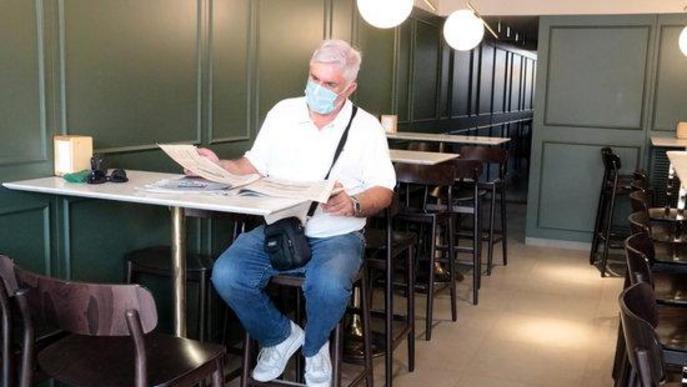 ⏯️ Els bars i restaurants de Lleida reobren l'interior dels establiments