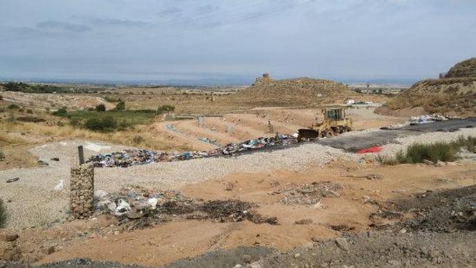 Pla general del dipòsit controlat de residus de l'Urgell