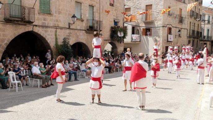 ⏯️ Municipis lleidatans celebren la festa major però amb programes reduïts i mesures de seguretat