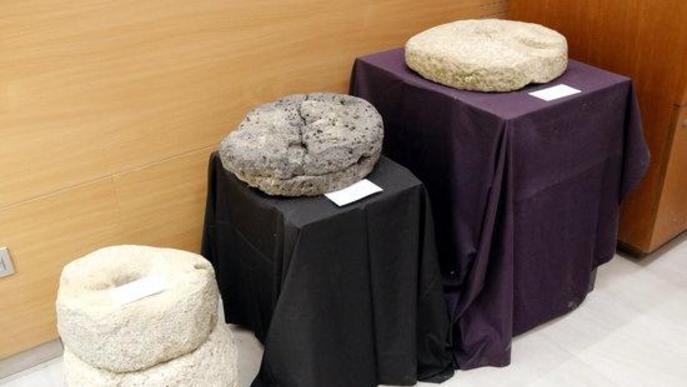 ⏯️ Sidamon presenta noves peces arqueològiques recuperades del Tossal de les Tenalles