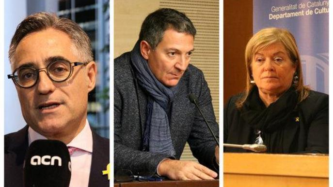 La lleidatana Àngels Ponsa substituirà a Vilallonga com a consellera de Cultura