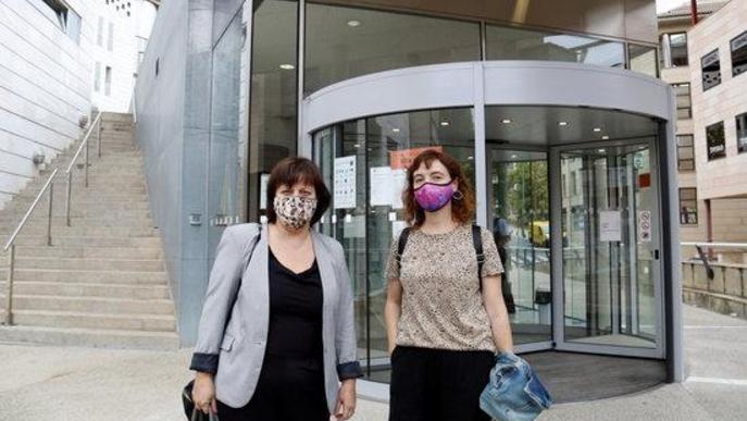 ⏯️ El primer policia espanyol investigat per l'agressió a Enric Sirvent durant l'1-O a Lleida la nega