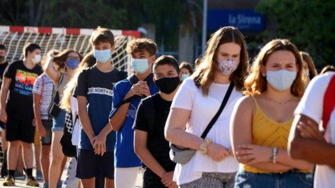 Primer centre escolar tancat a Lleida per positius de coronavirus