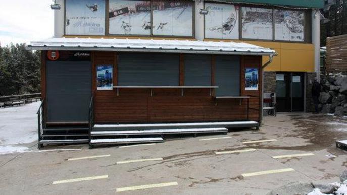 ⏯️ Les estacions d'esquí ultimen els preparatius per afrontar una temporada d'hivern marcada per la covid-19