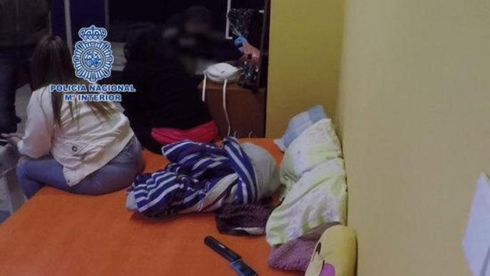 ⏯️ Alliberen quatre dones que estaven explotades sexualment a Lleida