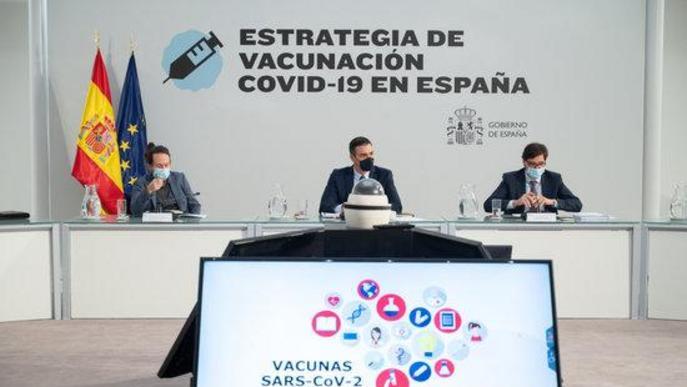 Aquests seran els primers col·lectius que es vacunaran contra la covid-19