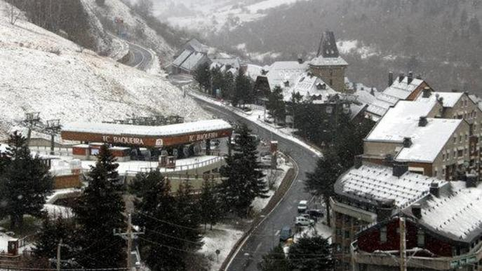 ⏯️ Pistes i hotels tancats al Pirineu en un pont de la Puríssima atípic per la covid-19
