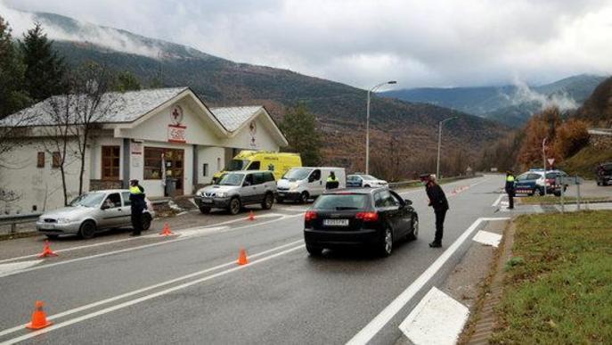 ⏯️ Resignació a l'Alt Pirineu i Aran pel retorn al confinament comarcal