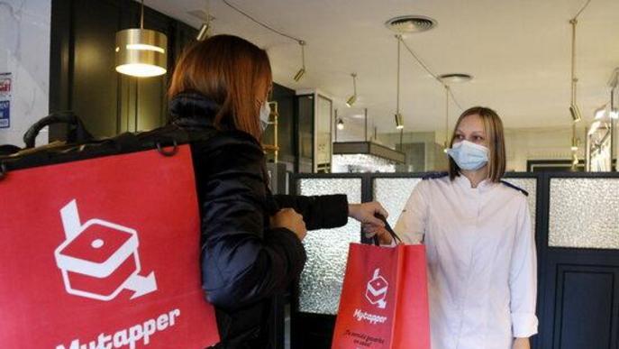 ⏯️ L'aplicació de menjar a domicili, 'MyTapper', la primera en promoure la gastronomia lleidatana