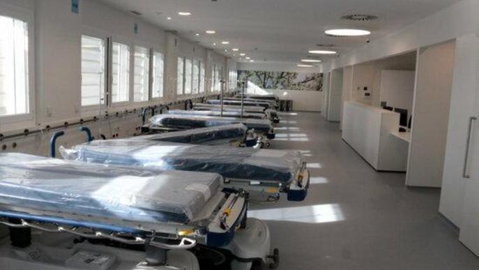 ⏯️ L'edifici annex a l'Arnau s'estrenarà com a espai de vacunació de sanitaris
