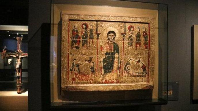 ⏯️ El Museu de Lleida lliurarà avui una part de les obres a Barbastre