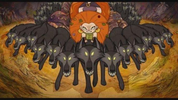 'Wolfwalkers', Animac 2021