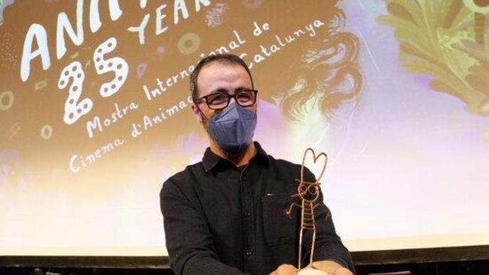 Carles Porta premi Animac 2021