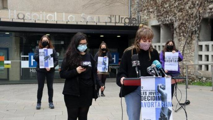 ⏯️ Arran celebra que es pugui avortar per via farmacològica al Pallars