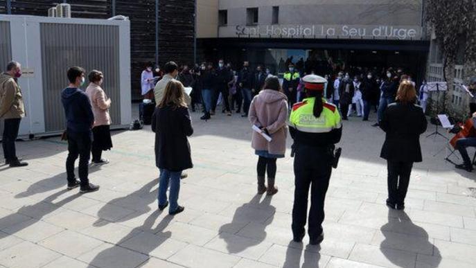 Acte institucional del Dia Internacional de les Dones a la Seu d'Urgell