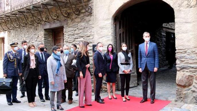 """Andorra defensa """"unir esforços"""" per pal·liar els efectes de la Covid-19"""