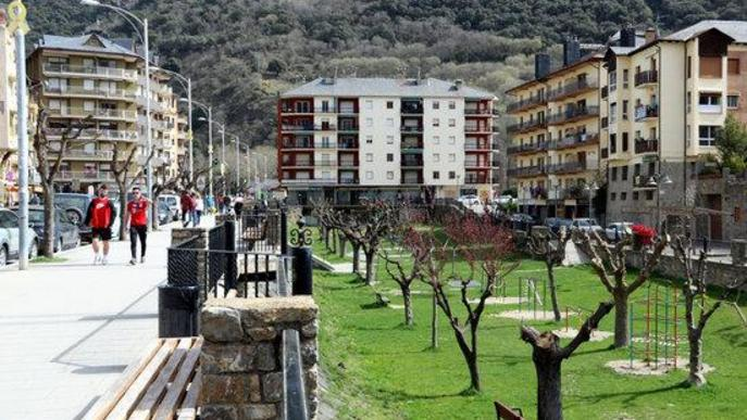 """⏯️ El Pirineu denuncia """"el turisme de vacunació"""" aprofitant la Setmana Santa"""
