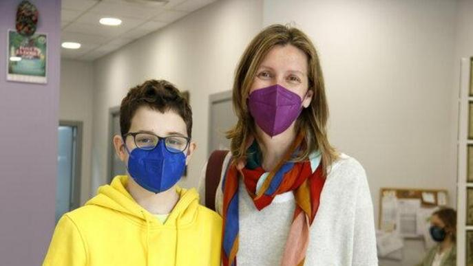 """Les famílies amb infants i joves amb càncer viuen un """"doble confinament"""" amb la pandèmia"""