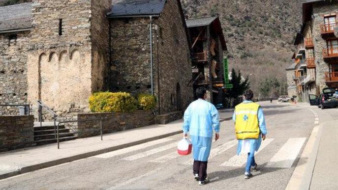 Dificultats territorials i demogràfics, els principals entrebancs per administrar la vacuna al Pallars Sobirà