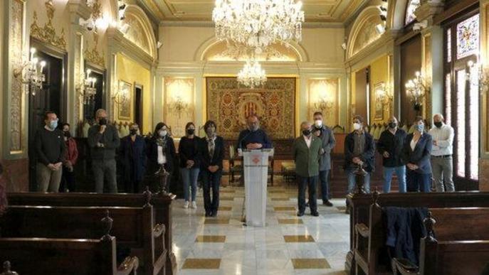 Front comú del sector econòmic, polític i social lleidatà rebutgen la desescalada asimètrica proposada per Sàmper